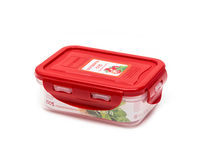 Plastic sealed container, BPA-free CP0303S/RD