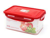 Plastic sealed container, BPA-free CP1503S/RD