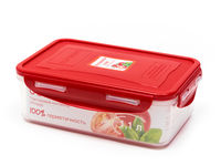 Plastic sealed container, BPA-free CP1103S/RD