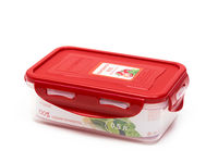 Plastic sealed container, BPA-free CP0503S/RD