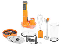 Hand blender HB6070/OR, cube cutting